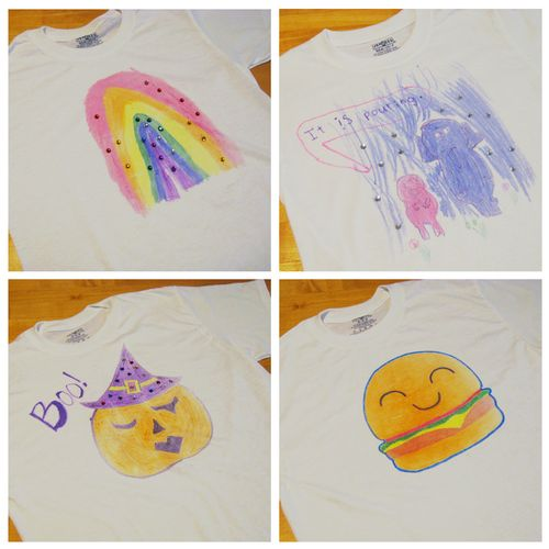 Crafty tshirts