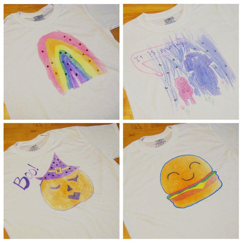Crafty tshirts